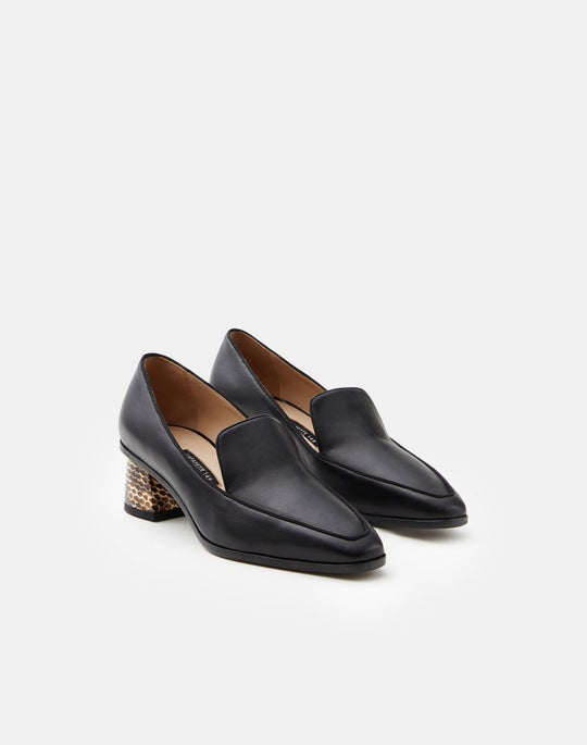 Leather Lucia Loafer