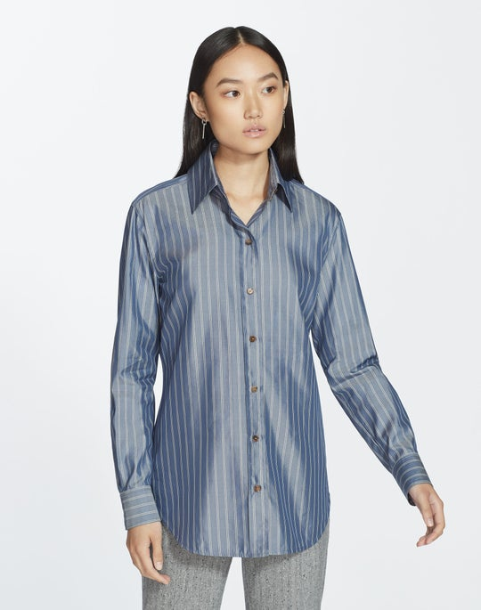 Genteel Stripes James Blouse