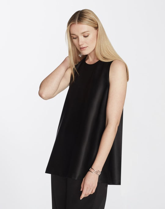 Reverie Satin Cloth Zorianna Blouse