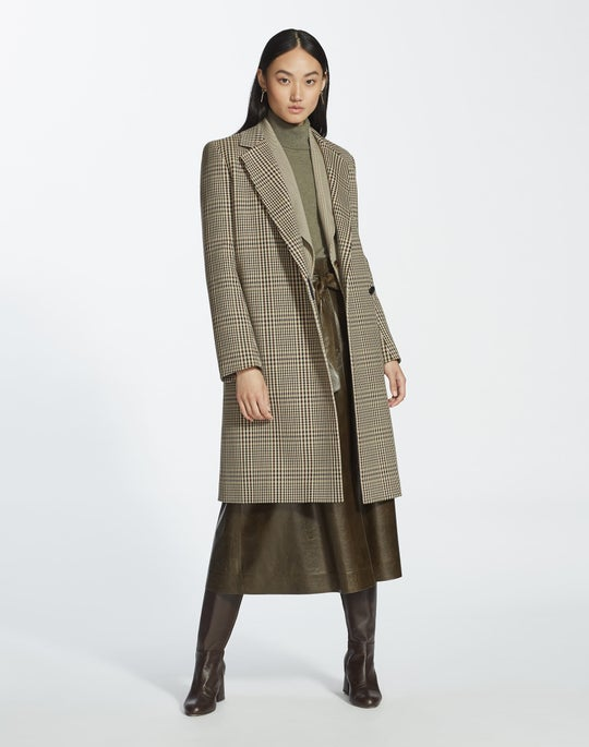 Heritage Plaid Emmalyse Coat