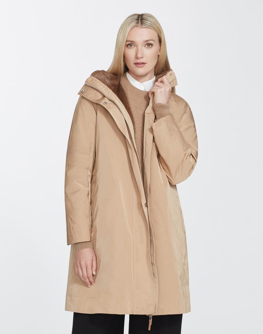 Couture Cloth Sinclair Coat