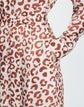 Panther Print Mona Shirtdress