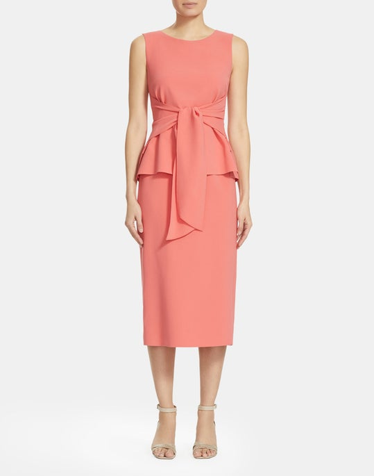 Finesse Crepe Lucy Dress