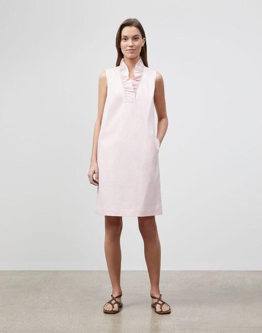 Sorrentine Stripe Viola Dress