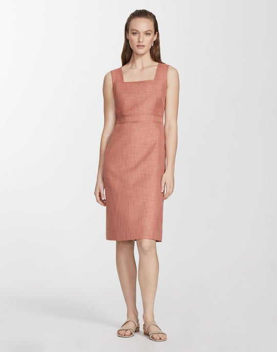 Monarch Weave Spencer Dress