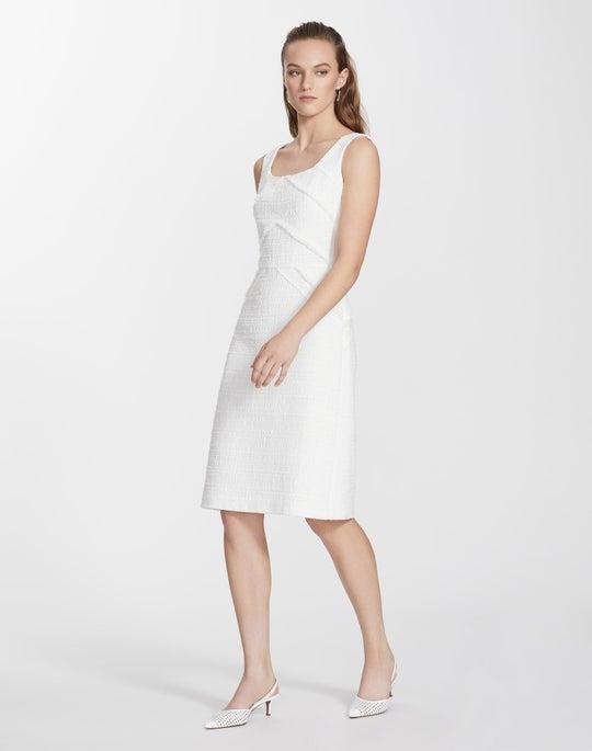 Harlow Tweed Jennette Dress