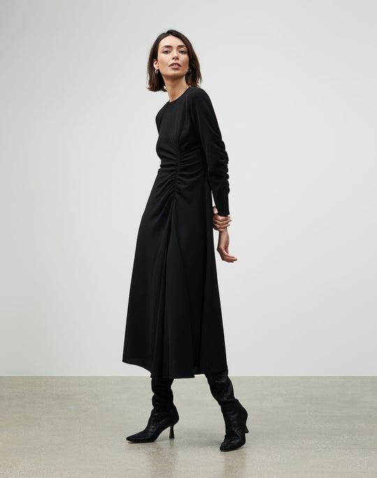 Finesse Crepe Collina Dress