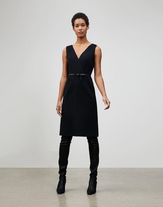Nouveau Crepe Valetta Dress