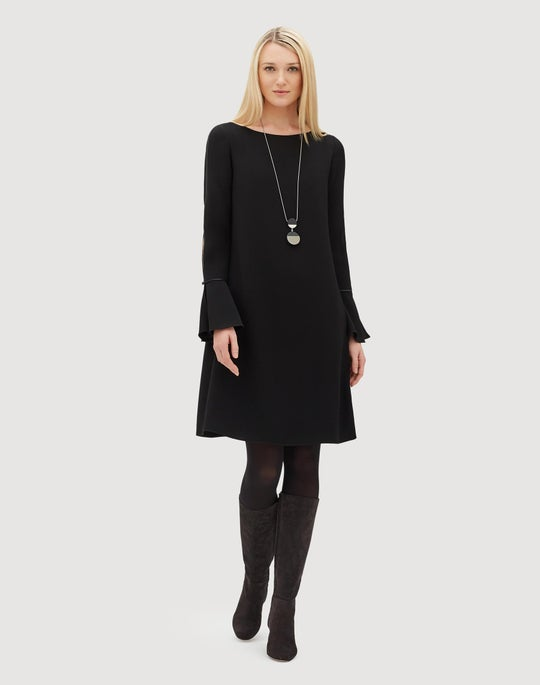 Finesse Crepe Jorie Dress