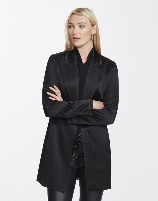 Reverie Satin Cloth Kourt Jacket