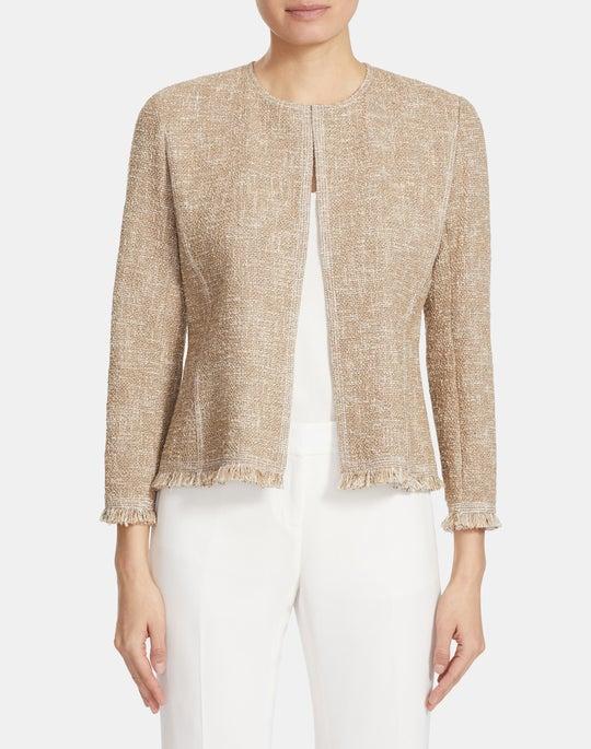 Botanical Tweed Copping Jacket