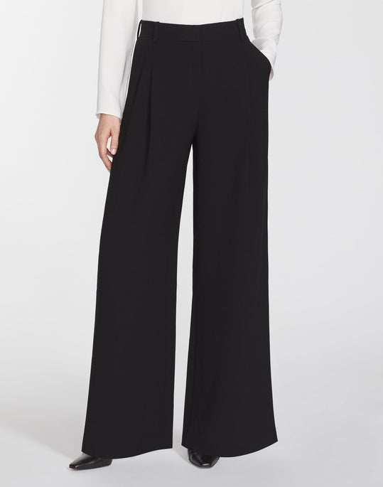 Finesse Crepe Quincy Pant