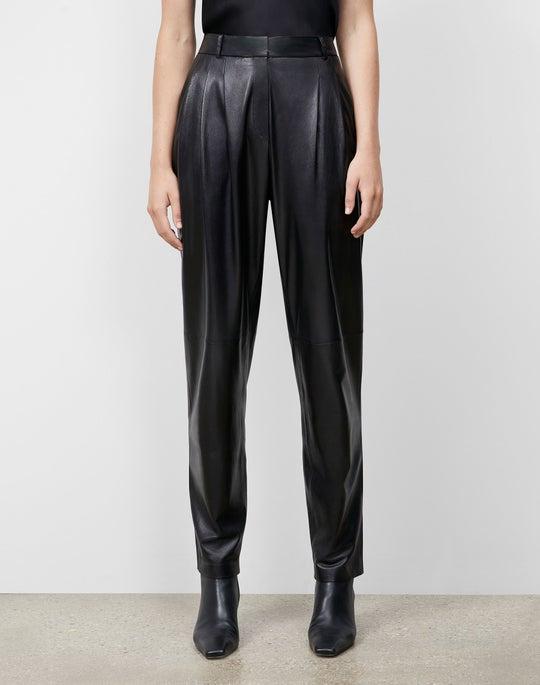 Supple Nappa Leather Vestry Pant