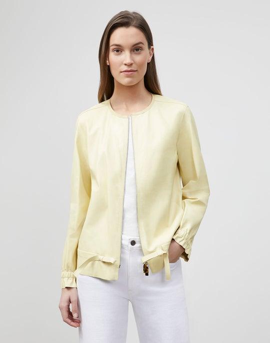 Supple Nappa Chapman Jacket