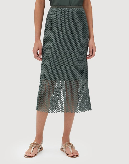 Lambent Lace Robby Skirt