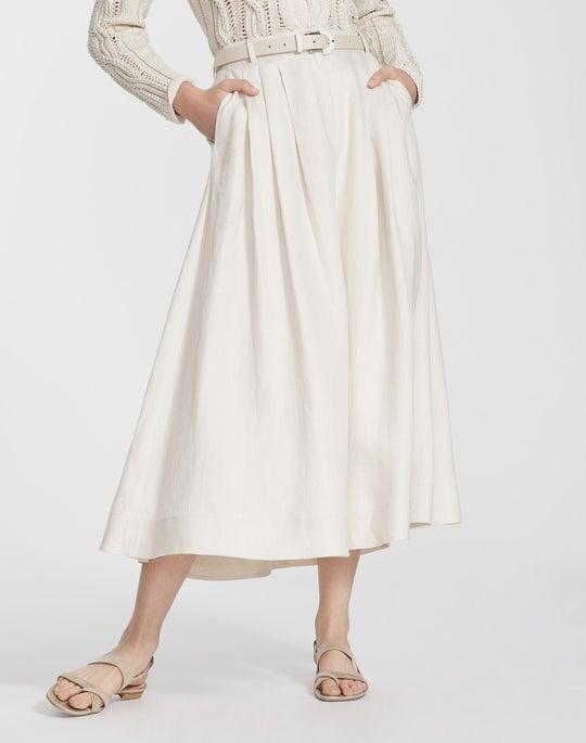 Lavish Linen Rosabella Skirt