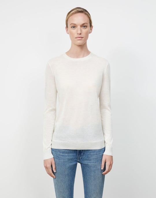 Finespun Cashmere Crewneck Sweater